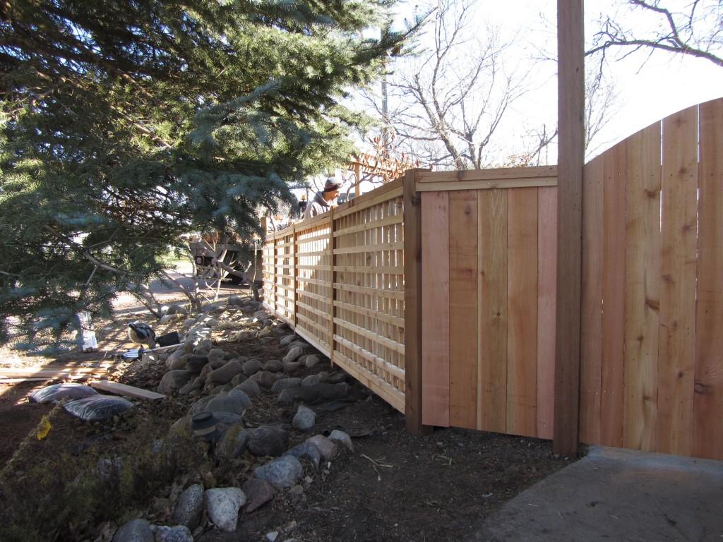 AmeriFence Corporation Madison, Wisconsin - Wood Fencing, Custom Cedar 10