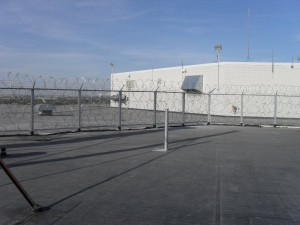 AmeriFence Corporation Madison, Wisconsin - High Security Fencing, Rooftop Concertina