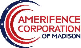 Amerifence of Madison Logo