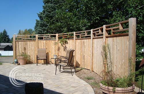 """Madison fence contractors residential fence company Madison, Wisconsin wood fencing cedar western red cedar treated pine white red yellow CCA ACQ2 incense fir 2x4 1x6 2"""" x 4"""" 1"""" x 6"""" nails stain solid privacy picket scalloped board on board shadow box pickets rails posts installation panels post caps modern horizontal backyard front yard ranch gate garden diy split rail house lattice old rustic vertical metal post picket dog ear contemporary custom"""